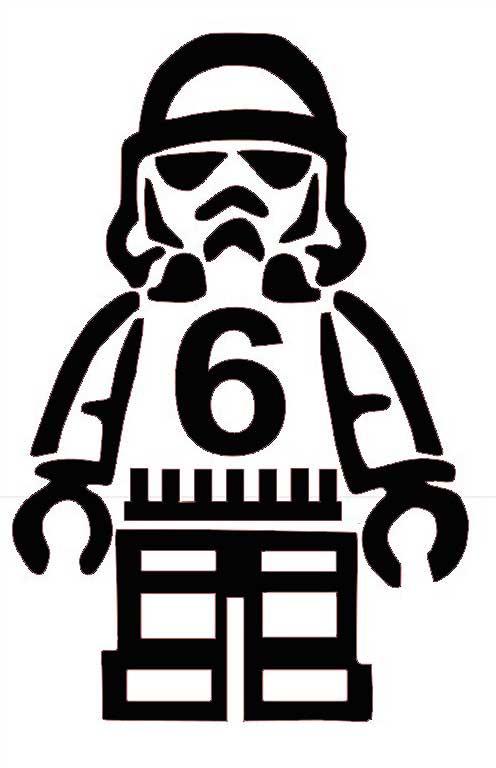 496x768 Lego Star Wars Stormtrooper Birthday Shirt
