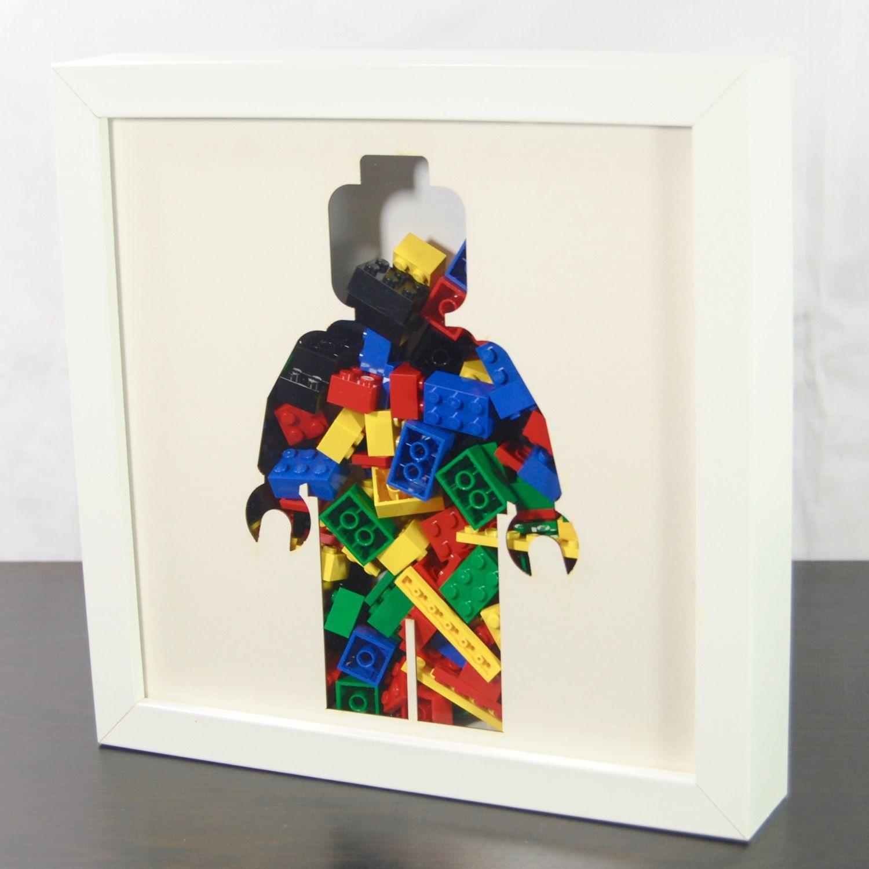 1500x1500 Lego Shadow Box For Storing Lego