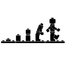 270x270 Pin By Ellen Hemeryck On Prints Lego, Silhouettes