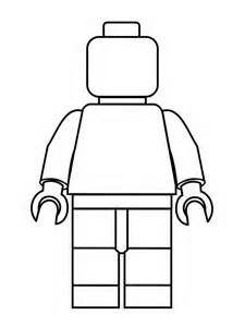 225x300 Lego Minifigure Coloring Pages
