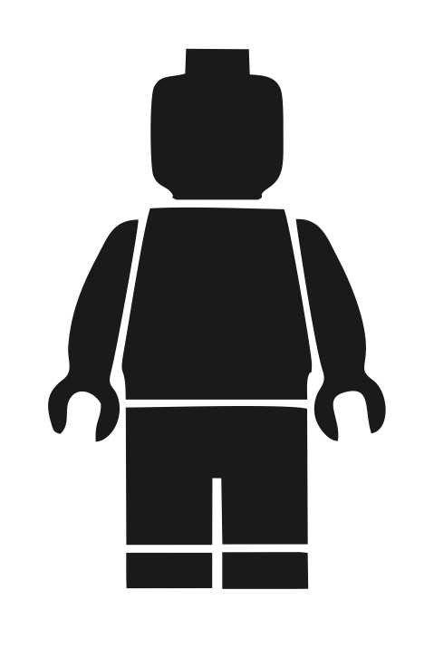 Lego Silhouette