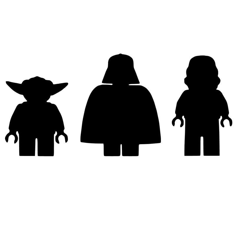 806x763 Lego Star Wars