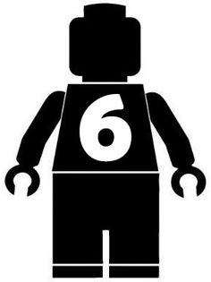 236x315 Free Lego Man Download. Use To Make Lego T Shirts For The Guests