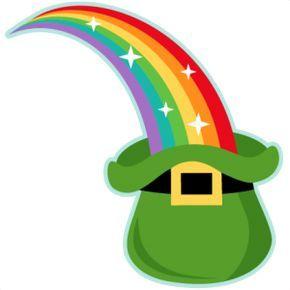 290x290 Rainbow Into Leprechaun Hat Miss Kate Cuttables