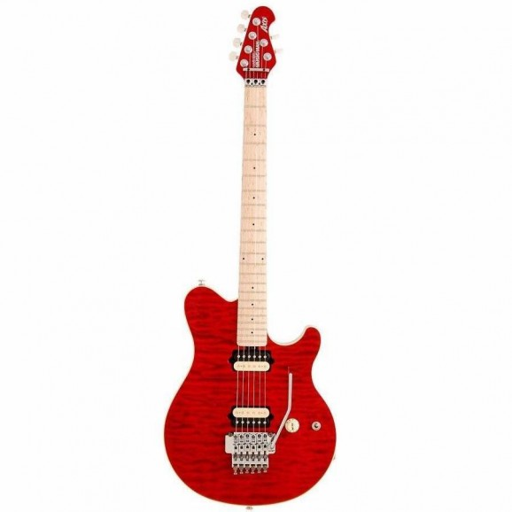 578x578 Music Man Music Man Silhouette Special Electric Guitar Hss Tremolo