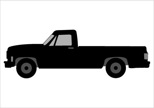 501x352 Free Truck Silhouette Clipart Silhouettes, Clip Art And Free