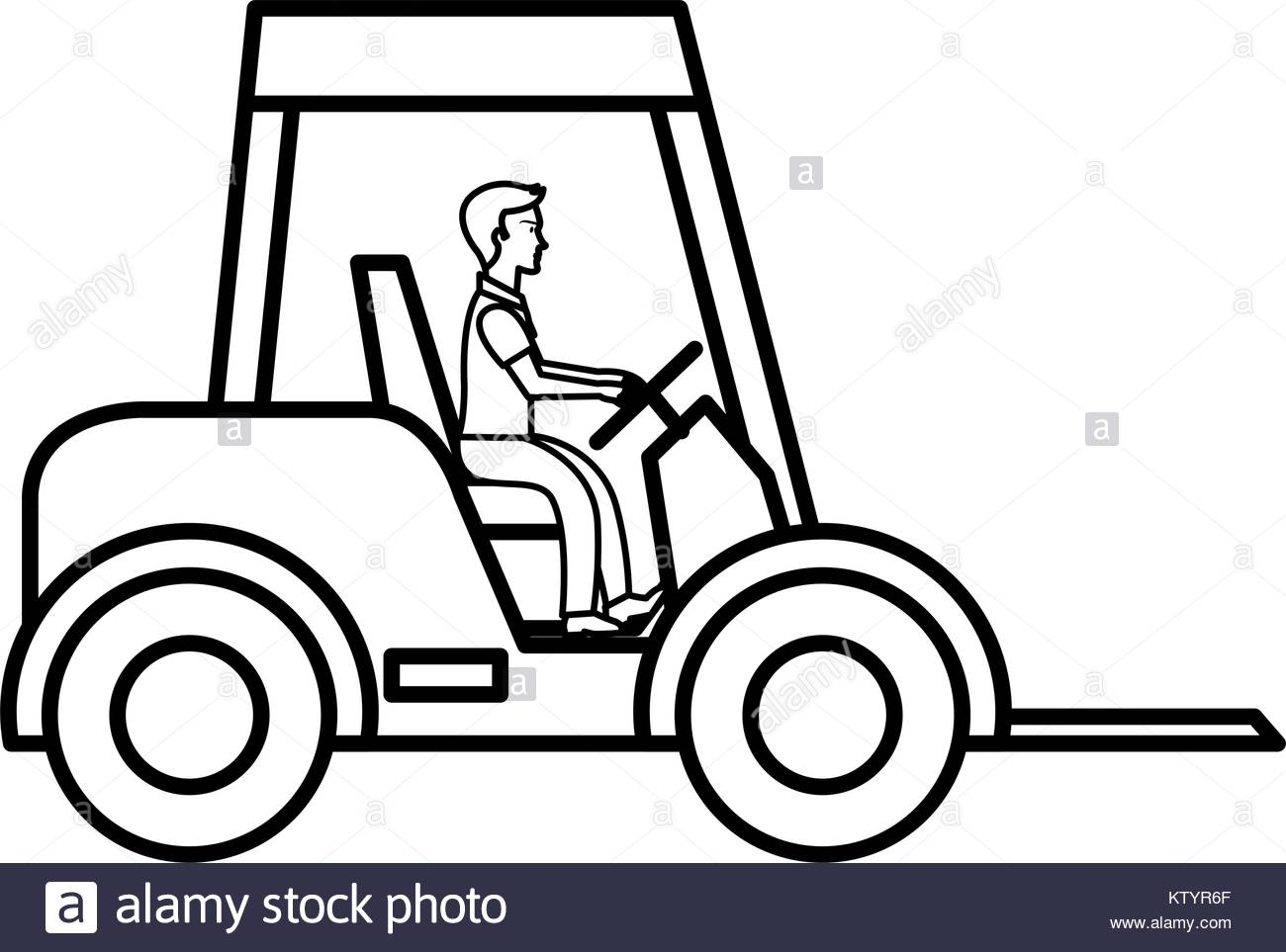 1300x963 Lift Truck Black And White Stock Photos Amp Images