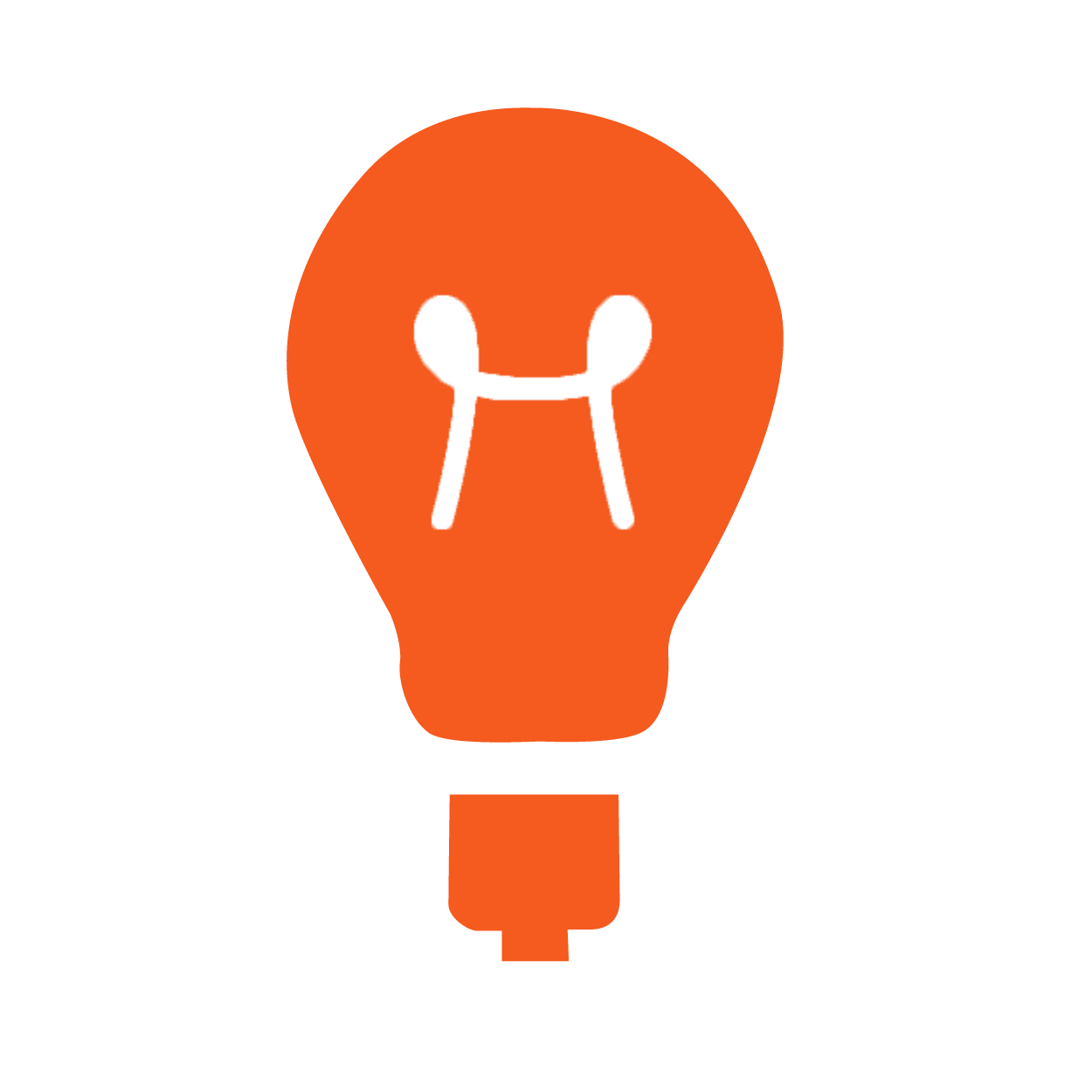 1250x1250 Free Light Bulb Icons, Hanslodge Clip Art Collection