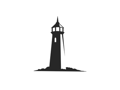 400x300 Light House Logo By Derek Kimball