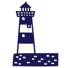 236x236 Lighthouse Vector Clip Art Nautical Silhouettes, Vectors