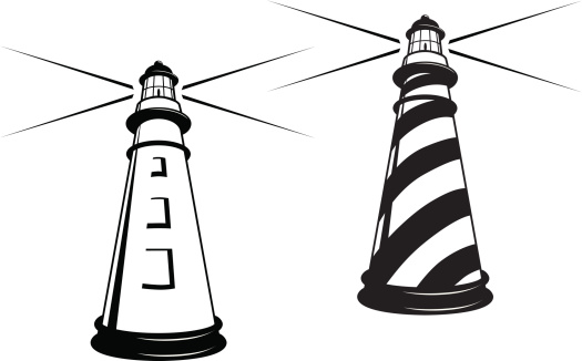 lighthouse silhouette at getdrawings com free for personal use rh getdrawings com free clipart lighthouse beacon free lighthouse graphics clipart