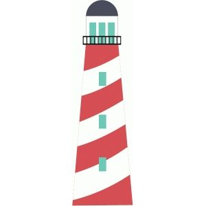 300x300 Lighthouse Lighthouse, Silhouette Design And Silhouette