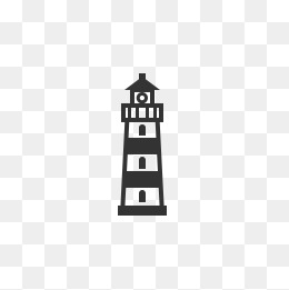 260x261 Lighthouse Silhouette Png, Vectors, Psd, And Clipart For Free