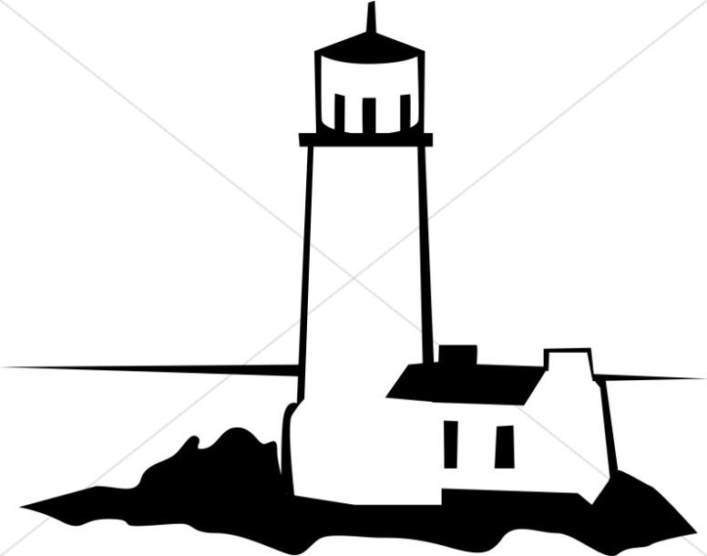 776x610 Opulent Ideas Lighthouse Clipart