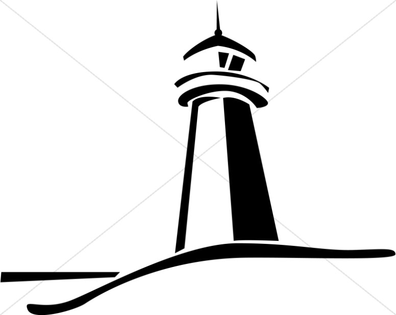 lighthouse silhouette clip art at getdrawings com free for rh getdrawings com lighthouse clip art png lighthouse clip art black and white