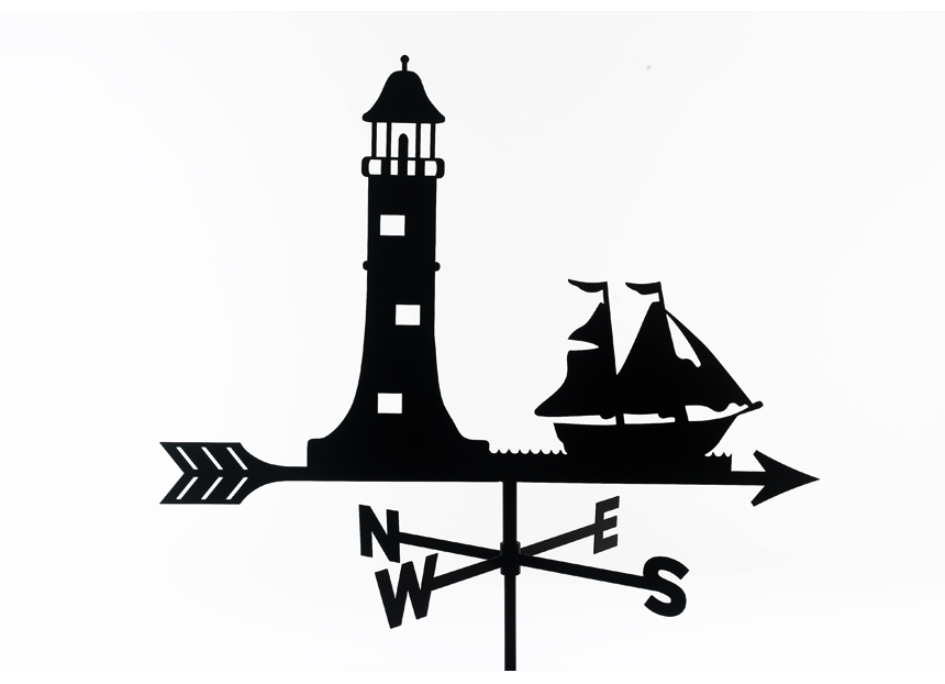 860x622 Lighthouse Silhouette Tattoo