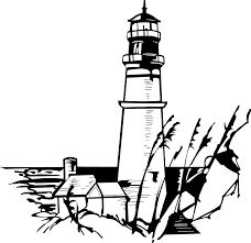 228x221 Royalty Free Lighthouse Clipart Light Houses Coloring Pages