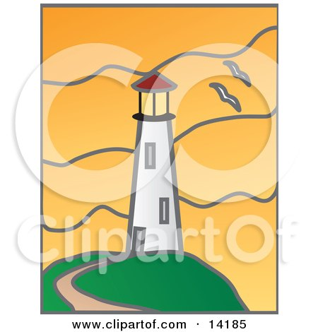 450x470 Lighthouse Clipart Yellow Many Interesting Cliparts