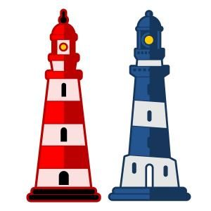 300x300 Lighthouse Svg Cuttable Files Apex Embroidery Fonts Amp Designs