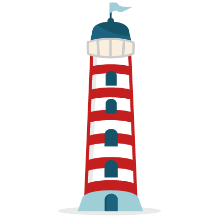432x432 Lighthouse Svg Cutting File For Scrapbooking Lighthouse Svg Cut