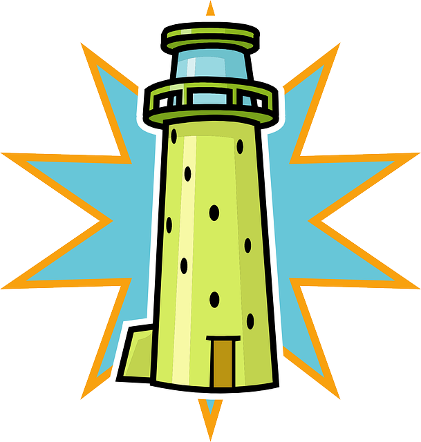 609x640 Lighthouse Silhouette Clip Art Free Lighthouse Clipart 2