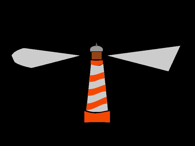800x600 Lighthouse Clipart