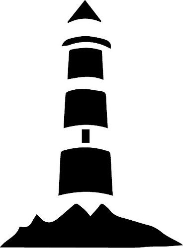 368x500 Lighthouse Svg File, Lighthouse And Filing