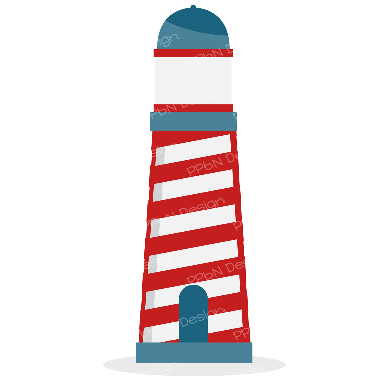 1280x1280 Lighthouse Clipart Yellow Many Interesting Cliparts