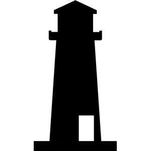 300x300 Lighthouse 2 Clipart, Cliparts Of Lighthouse 2 Free Download (Wmf