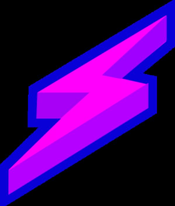 600x707 Lightning Bolt Clipart, Suggestions For Lightning Bolt Clipart