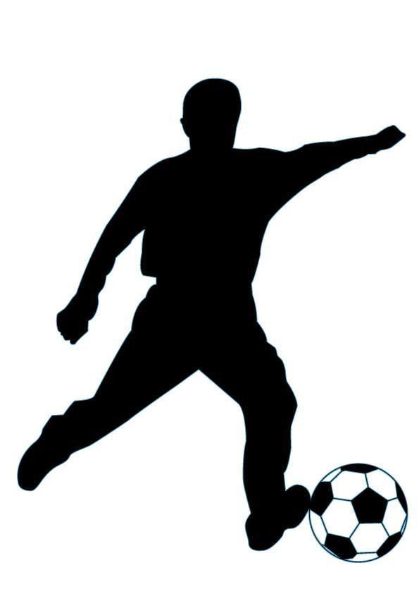 595x842 Flockfolie Soccer