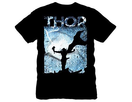 500x386 Thor T Shirts Lt Thor Marvelous Geeks