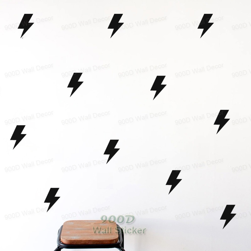 800x800 Buy Lightning Wall Decal And Get Free Shipping