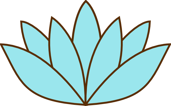 600x371 Lotus Clipart Lily Pad Flower