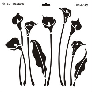 300x300 Templates For Calla Lilies