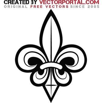 340x340 Flower Silhouette Vectors Download Free Vector Art