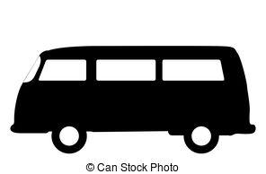 296x194 Van Silhouette Vector Clip Art Illustrations. 4,445 Van Silhouette