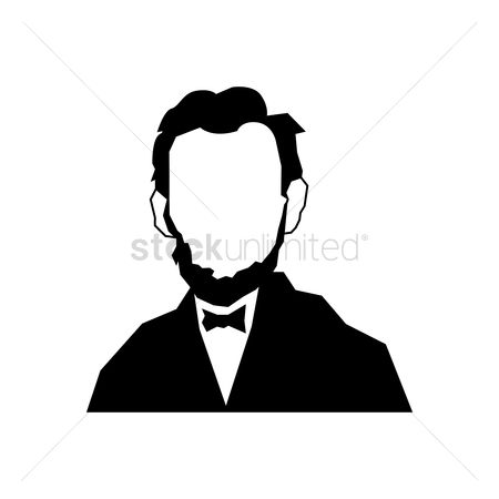 450x450 Free Abraham Lincoln Stock Vectors Stockunlimited
