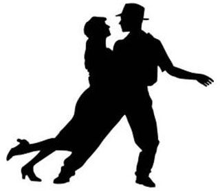 320x279 Lindy Hop Silhouette Bigking Keywords And Pictures