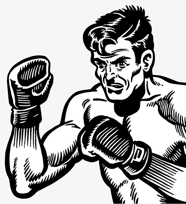 muay thai coloring pages | The best free Muay silhouette images. Download from 34 ...