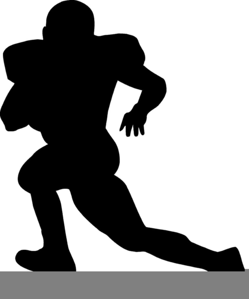 500x600 Football Lineman Clipart Free Free Images