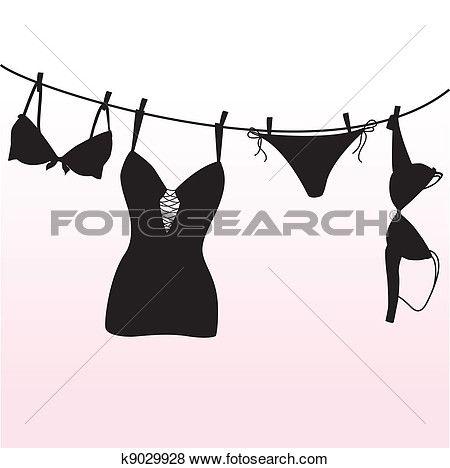 450x468 Pantie, Bra And Lingerie View Large Clip Art Graphic Logo Ideas