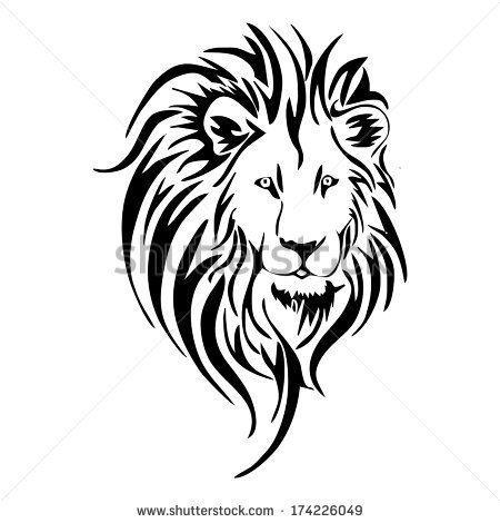 450x470 Roaring Lion Head Clip Art Clipart Panda