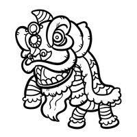 200x200 Image Result For Lion Dance Drawing Dragon Lion