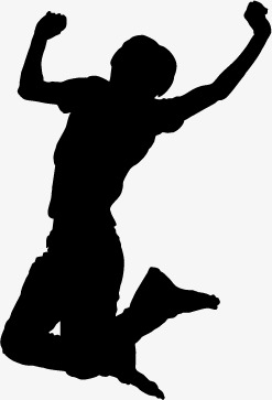 247x363 Dancing, Silhouette Figures, Silhouette Png Image And Clipart