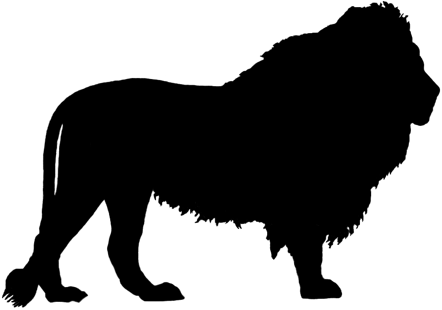 lion silhouette at getdrawings com free for personal use giraffe clipart images giraffe clipart pictures