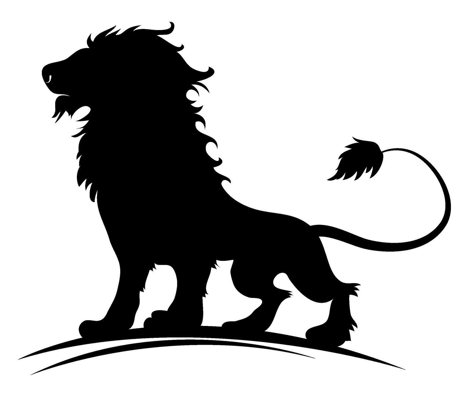 1600x1326 Svg Files Lion