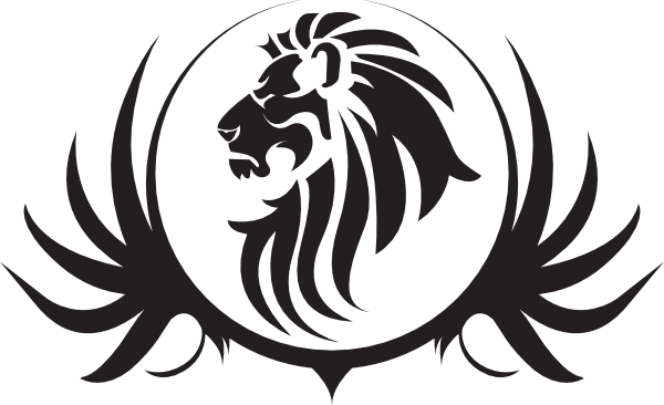 Lion Silhouette Tattoo At Getdrawings Com Free For Personal Use
