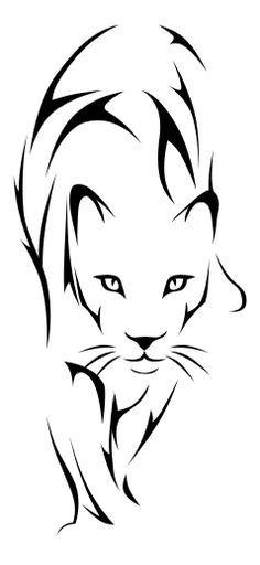 236x512 Todo Transfer Lioness Tattoo, Tattoo And Google