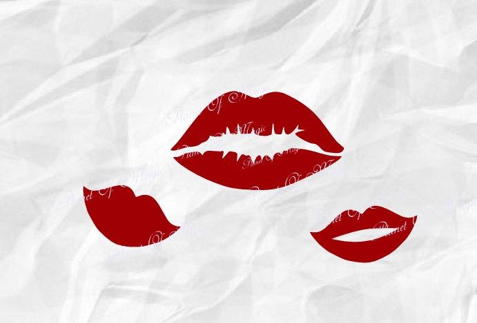 Download Lip Silhouette at GetDrawings | Free download
